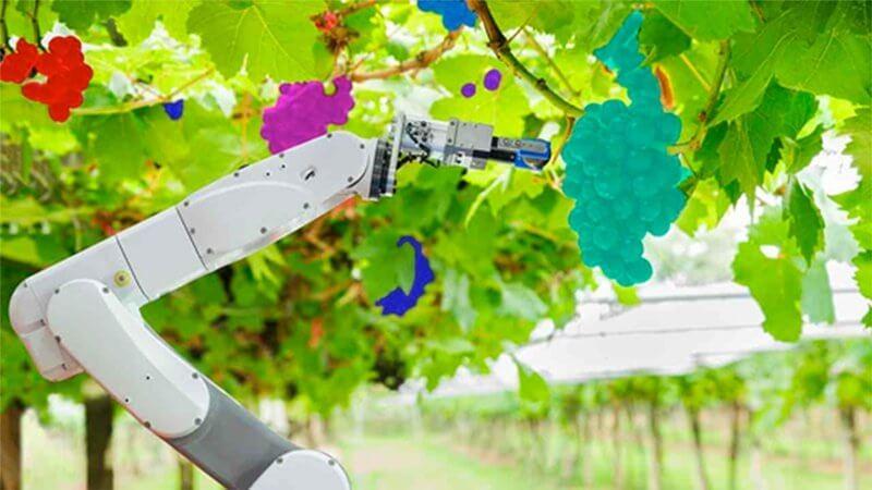 精准农业机器人